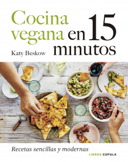 Cocina vegana en 15 minutos