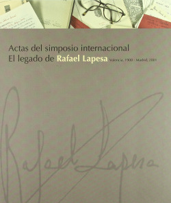 ACTAS DEL SIMPOSIO INTERNACION