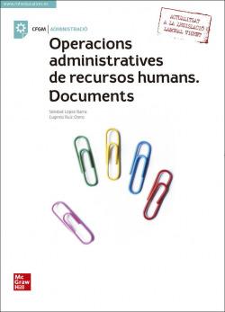CUTX Operacions administratives de recursos humans GM CAT