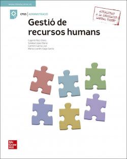 Gestio de recursos humans GS. Llibre alumne