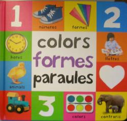 Colors, formes, paraules