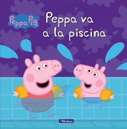 Peppa va a la piscina (Peppa Pig)