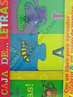 Mi caja de...letras