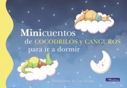 Minicuentos de cocodrilos y canguros para ir a dormir