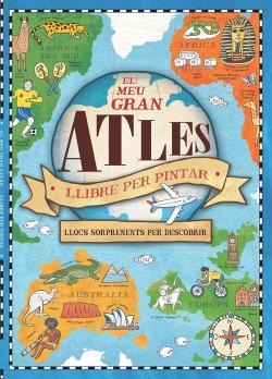 EL MEU GRAN ATLES. LLIBRE PER PINTAR