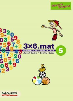 (CAT).(05).5.QUAD.3X6 MAT (PRIMARIA)