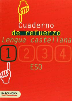 Cuaderno de refuerzo de lengua castellana 1