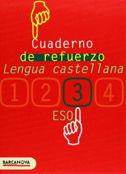 Cuaderno de refuerzo de lengua castellana 3