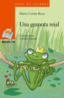 Una granota reial