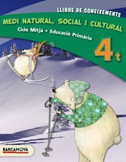 (CAT).(13).MEDI NATURAL SOC.4T.PRIM.(LLIBRE CONEIXEMENT)