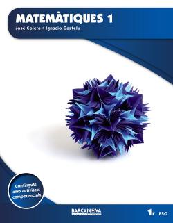 Matemàtiques 1r ESO (ed. 2015)