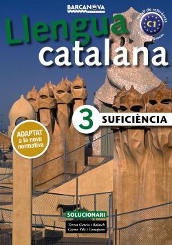 (CAT).SUFICIENCIA 3.SOLUCIONARI.LLENGUA CATALANA ADULTOS