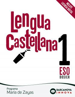 LENGUA CASTELLANA 1R.ESO. MARIA DE ZAYAS. INNOVA. CATALUÑA
