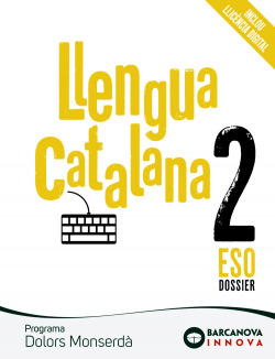 Dolors Monserdà 2 ESO. Llengua catalana