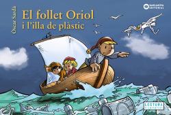 El follet Oriol i l'illa de plàstic
