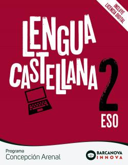 Concepción Arenal 2 ESO. Lengua castellana