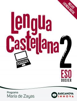 María de Zayas 2 ESO. Lengua castellana