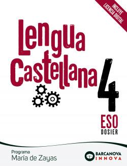 María de Zayas 4 ESO. Lengua castellana