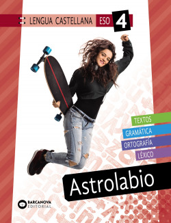 Astrolabio 4 ESO. Lengua castellana