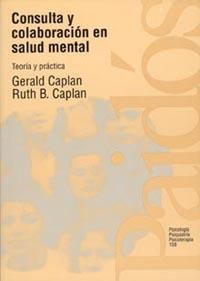 Consulta y colaboración en salud mental