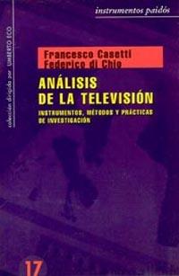ANALISIS DE LA TELEVISION