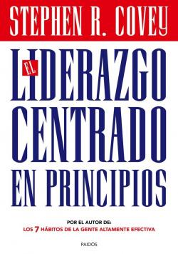 El liderazgo centrado em principios