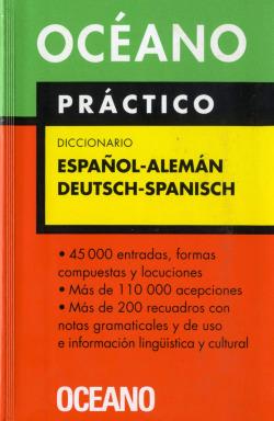 DICC. PRACTICO: ESPAÑOL-ALEMAN