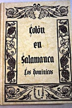 Colón en Salamanca