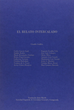 RELATO INTERCALADO,EL
