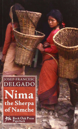 Nima, the sherpa