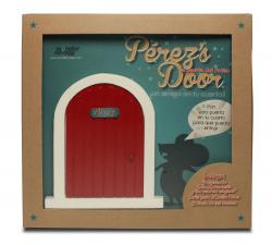 Perez´s door la puerta roja para el ratoncito Perez