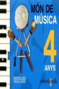 (CAT).(08).MON DE MUSICA 4 ANYS /PROJECTE 3.16