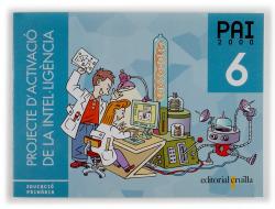 (CAT).(00).PAI (6E PRIM.)PROJEC.ACTIV.INTEL·LIGENCIA