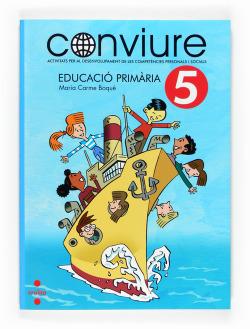 (CAT).(08).QUAD.CONVIURE 5E.PRIM.(CIU)/PROJECTE 3.16