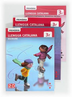 ANT/(CAT).(12).PACK LLENGUA 3R.PRIM.(ESCRIURE+LLEGIR).CONNE
