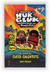Les aventures d'en Huk i d'en Gluk, cavernícoles del kungfut