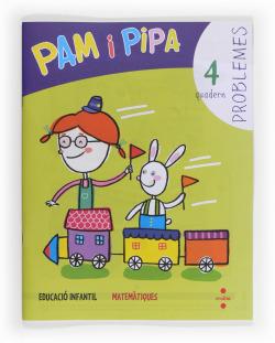 (CAT).(13).PAM I PIPA (4-4 ANYS) PROBLEMES/MATEMATIQUES