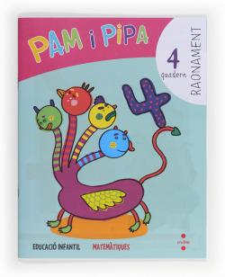(CAT).(13).PAM I PIPA (4-4 ANYS) RAONAMENT/MATEMATIQUES