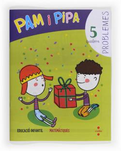 (CAT).(13).PAM I PIPA (5-4 ANYS) PROBLEMES/MATEMATIQUES