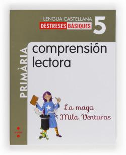 (13).CUAD.COMPRENSION LECTORA 5O.(MAGA MIL AVENTURAS)