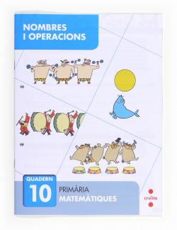 (CAT).10.QUAD.NOMBRES-OPERACIONS(4T PRIMARIA)(MATEMATIQUES)