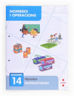 (CAT).14.QUAD.NOMBRES-OPERACIONS(5E PRIMARIA)(MATEMATIQUES)