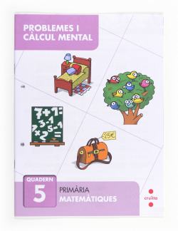 (CAT).(13).QUAD.RESOLUCIO PROBLEMES-CALCUL MENTAL 5-2N PRIM