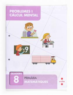 (CAT).(13).8.QUAD.PROBLEMES I CALCUL(3E.PRIM.)