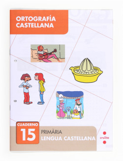 (13).CUADERNO ORTOGRAFIA 15.(5º.PRIM.)EN CASTELLANO