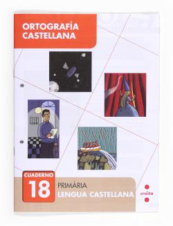 (13).CUADERNO ORTOGRAFIA 18.(6º.PRIMARIA)EN CASTELLANO