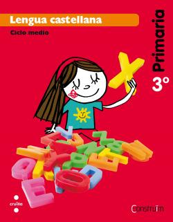 (14).LENGUA CASTELLANA 3R.PRIM.*CATALUNYA*(CONSTRUIM)