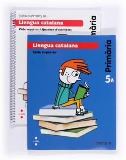 (CAT).(14).LLENGUA 5E.PRIM.(CONSTRUIM).(PACK)