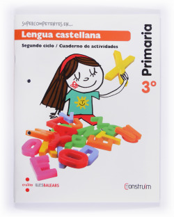 (14).CUADERNO LENGUA 3R.PRIM.*BALEARS* (CONSTRUIM)