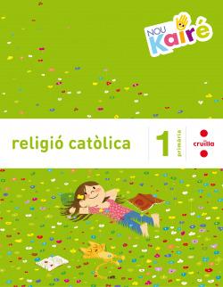 (CAT).(16).RELIGIO 1R PRIMARIA NOU KAIRE